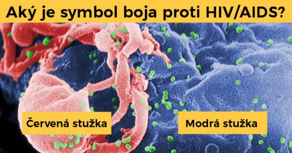 Dnes je Svetový deň boja proti AIDS. Čo všetko o tomto ochorení viete?