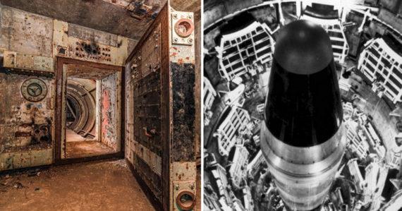 Opustený jadrový bunker je na predaj. Nachádzala sa v ňom 9-megatonová atómová bomba