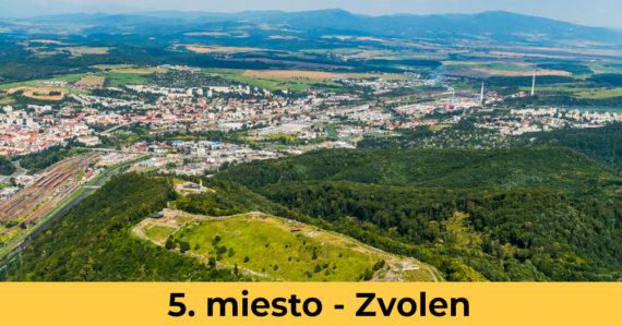 Slováci rozhodli: Vybrali 10 najkrajších miest a obcí Slovenska za rok 2019