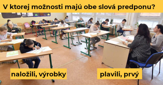 Testovanie 5 zo slovenčiny: Zvládli by ste dnešný test piatakov na základných školách?