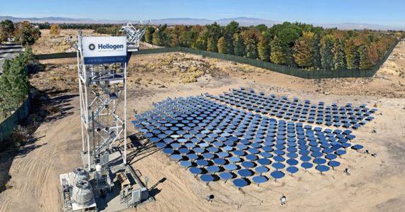 Prelom vo výrobe ekologickej energie: Vedcom sa po prvýkrát podarilo vytvoriť solárnu pec