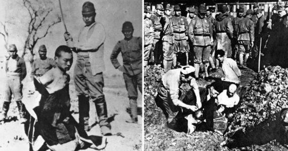 Znásilňovanie detí pred očami rodičov a súťaž v stínaní hláv: Masaker v Nankingu neprežilo 300-tisíc ľudí