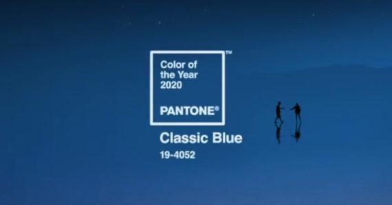 Zvolili farbu roka 2020: Klasická modrá ponúka stabilný základ pred vstupom do novej éry