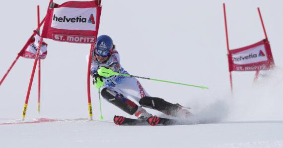 Petra Vlhová suverénne vyhrala paralelný slalom v St. Moritz!