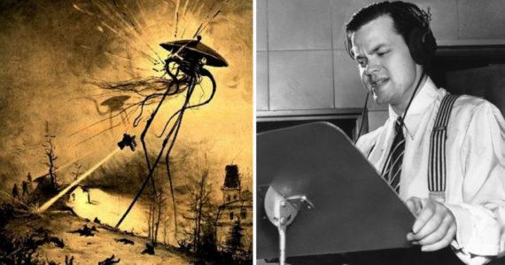 Rádio rozhlasovou hrou vydesilo celú Ameriku. Ľudia sa barikádovali a pripravovali na koniec sveta