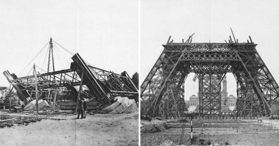 Takto sa stavala Eiffelova veža: Pozrite si unikátne historické fotografie