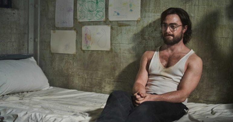 Daniel Radcliffe vo filme Útek z Pretórie