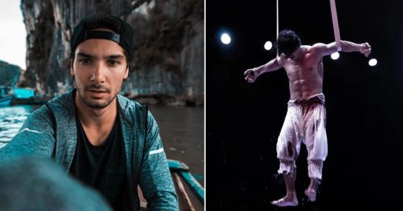 Ivan pracuje ako artista v jednom z najväčších cirkusov sveta: Stačí iba malé zaváhanie a môžete sa zraniť