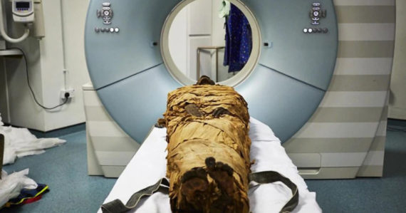 Teraz môžete počuť hlas 3 000-ročnej múmie. Vedcom sa ho podarilo zrekonštruovať