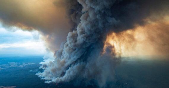 Austrálske požiare posúvajú svet k bodu, odkiaľ niet návratu. Spôsobia pätinu nárastu oxidu uhličitého v atmosfére