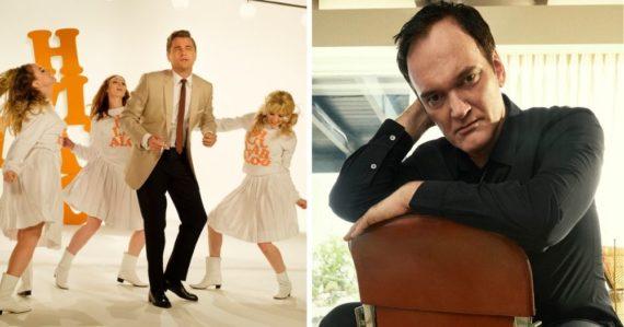 Quentin Tarantino rozšíri svet Once Upon A Time In Hollywood seriálom. Uvidíme DiCapria v televíznej úlohe?