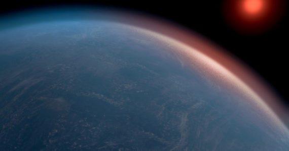 """Vedci označili """"mini Neptún"""" za potenciálne obývateľný. Má vodnú paru aj atmosféru bohatú na vodík"""