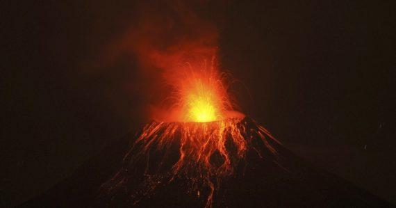 Čiernemu obrovi hrozí kolosálny kolaps. Sopka Tungurahua sa môže znovu zrútiť