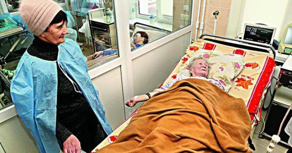Ukrajinskí lekári hovoria o zázraku. Žena sa prebrala 10 hodín po tom, čo jej bol vystavený úmrtný list