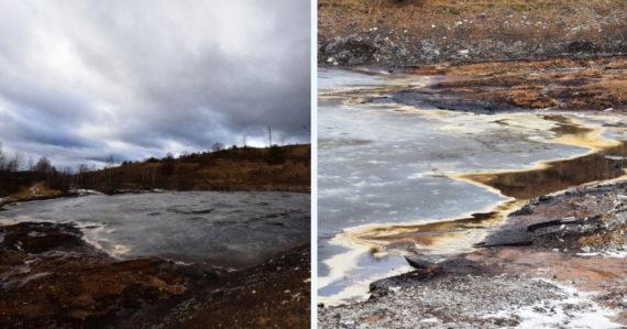Gudrónové jazerá na Horehroní: Plné toxického odpadu sú už 45 rokov. Patria k najnebezpečnejším miestam Slovenska