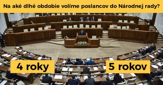 O 10 dní nás čakajú voľby do Národnej rady. Otestujte sa, čo o týchto voľbách viete!