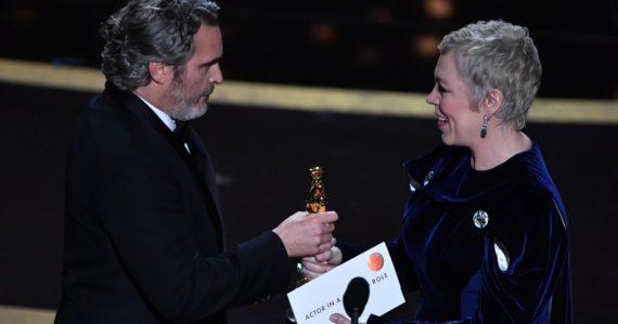 Joaquin Phoenix si preberá sošku za Najlepšieho herca