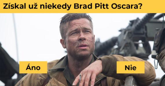 Čo všetko vieš o Oscaroch? Tento kvíz vyriešia na 100 % iba niektorí z vás