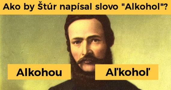 Ako by toto slovenské slovo napísal Ľudovít Štúr? Otestujte si svoje vedomosti v tomto veselom kvíze