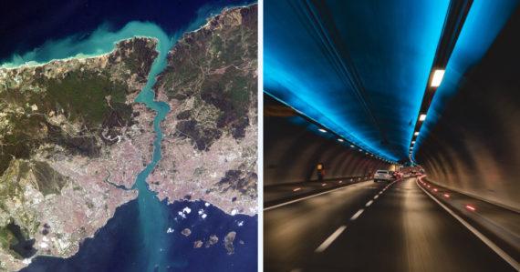 Turecko megaprojektom opäť spojí Európu s Áziou. Pod morom postaví trojposchodovú diaľnicu so železnicou