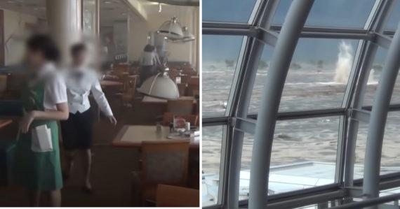Zverejnili nové desivé video zo zemetrasenia a následnej vlny cunami v Japonsku z roku 2011