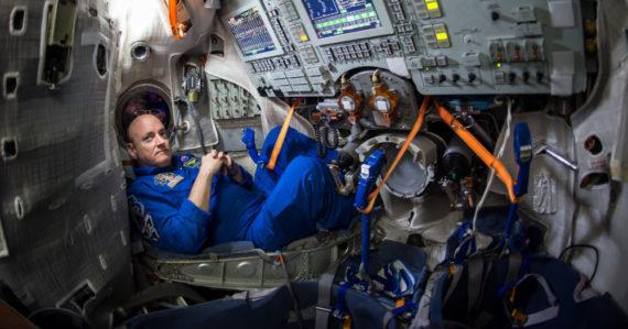 Astronaut Scott Kelly strávil v izolácii vo vesmíre celý rok. Prezradil, ako to zvládol