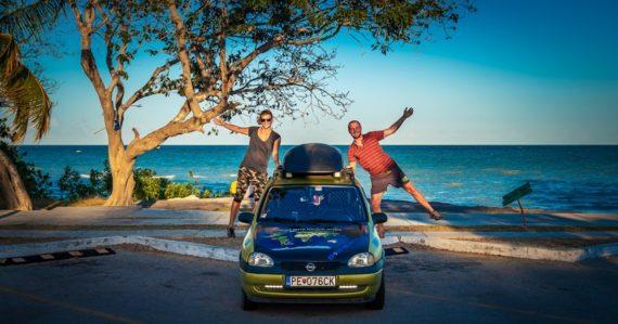 Slováci na ceste okolo sveta: Boli sme v džungli. Keď sme zapli internet zistili sme, že svet zatvára hranice