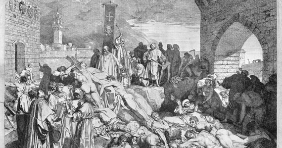 Ako vznikla karanténa či lazarety? Obe majú pôvod v Taliansku, ktoré sa stalo epicentrom Čiernej smrti