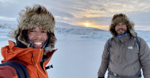 Prechod zvládlo dodnes len 9 dobrodruhov. Martin a Peter prinášajú z mrazivej expedície dokument s hlbokým odkazom