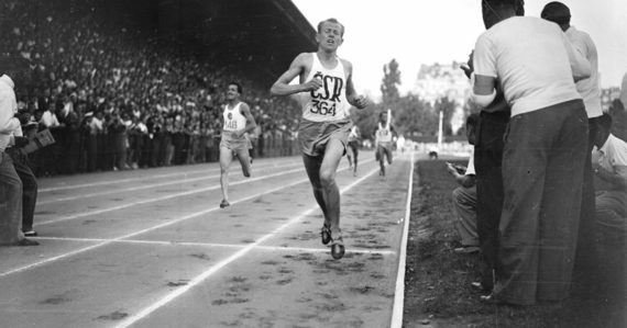 Emil Zátopek: Maratón bežal prvýkrát, vyhral zlatú medailu a pokoril rekord. Jeho výkon už nikto nezopakoval