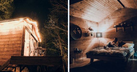 Blízko centra Banskej Štiavnice stojí unikátne ubytovanie: Ponúka výhľad do lesov a absolútne súkromie