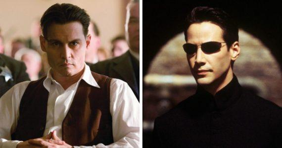 Johnny Depp, Sandra Bullock aj Sean Connery: Kto všetko mohol pôvodne hrať v kultovom Matrixe?