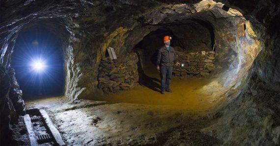 Svetový unikát sa rozrástol: Slovenské opálové bane sprístupnili nový podzemný okruh