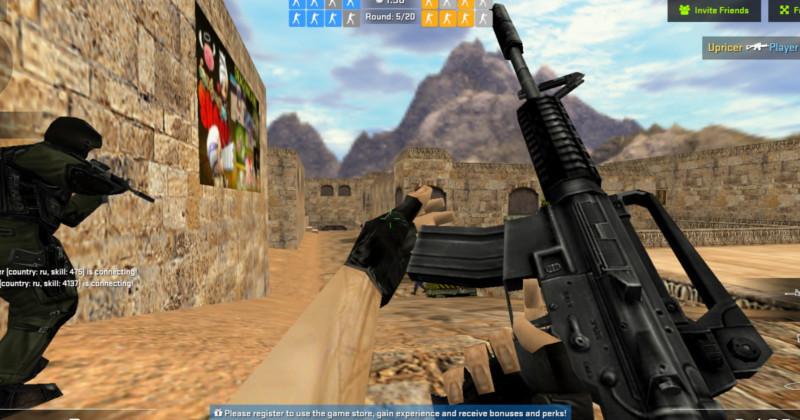 Counter, strike.6, online hra zdarma