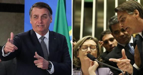 Kongresmanke hovoril, že by ju neznásilnil, lebo je škaredá. Kto je prezident Jair Bolsonaro?
