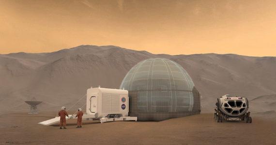 Prvý číselný odhad o kolonizácii Marsu: Koľko ľudí musíme poslať na jeho povrch, aby bola misia úspešná?