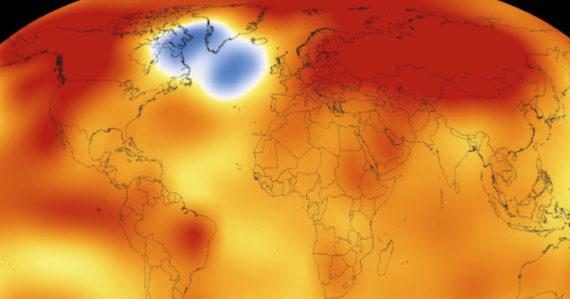 Kým sa planéta otepľuje, toto miesto je čoraz chladnejšie. Vedci skúmali príčiny klimatického fenoménu