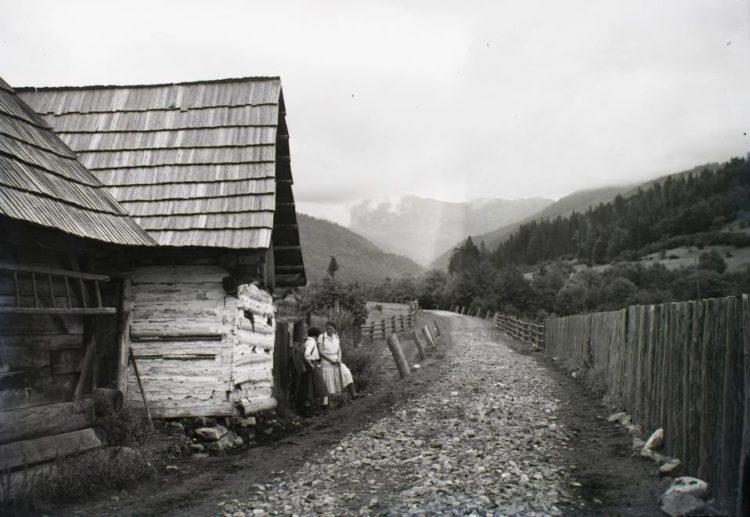 Pohľad na Chopok, 1931