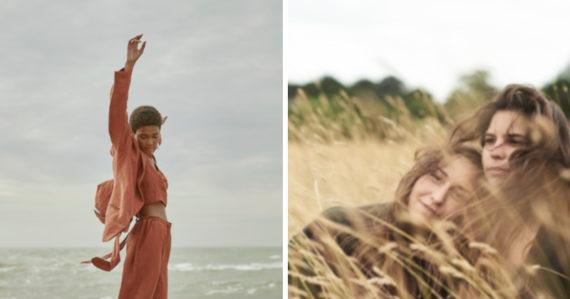 Slovenka Antónia stojí za udržateľnou značkou: Vieme presne, kto oblečenie ušil, po recyklácii z neho vyrastie rastlinka