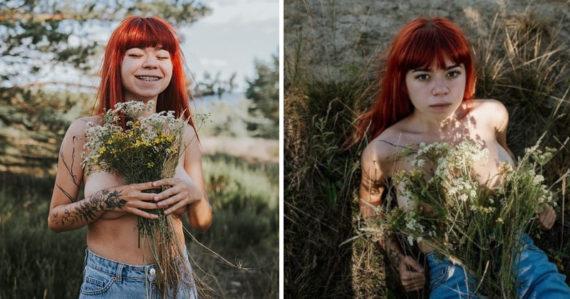 Viktóriine fotografie uverejnil časopis Vogue: Nepotrebujete na to modelku a dokonca ani profesionálny foťák