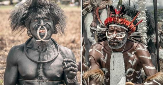 Nafotil kmeň kanibalov, ktorý v roku 1961 zjedol dediča slávneho impéria Michaela Rockefellera