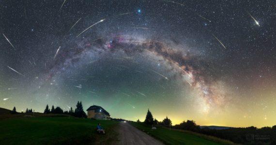 Prichádza vesmírne divadlo roka: Obloha bude opäť plná padajúcich Perzeidov
