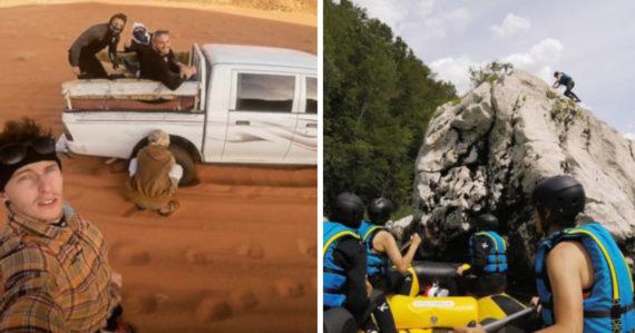 Michal vytvoril alternatívu pre cestovné kancelárie: Razdvatrip ponúka nevšedné destinácie s ohľadom na prírodu
