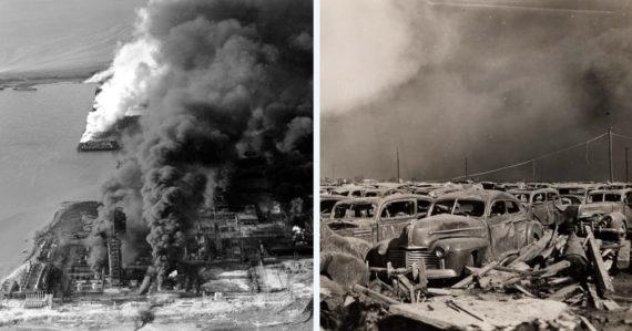 Najväčšia priemyselná tragédia v USA: V prístave explodovalo 2 300 ton dusičnanu amónneho, podobne ako v Bejrúte