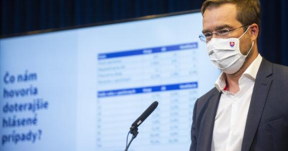 Minister Krajčí o aktuálnej situácii na Slovensku: Najviac ohnísk máme na svadbách a oslavách