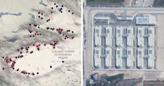 Čína pokračuje v budovaní pracovných táborov, aj keď tvrdila, že ich postupne zatvára. Je ich už takmer 400