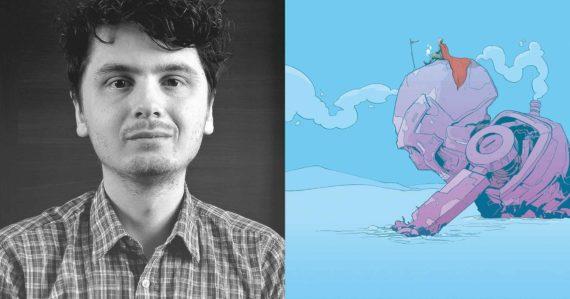 Dávid Marcin - Slovenský komiksový výtvarník