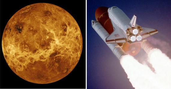 Po tom, ako sa ohlásilo, že na Venuši by mohol byť život, ju prehlásili za svoju planétu. NASA tam zvažuje misiu