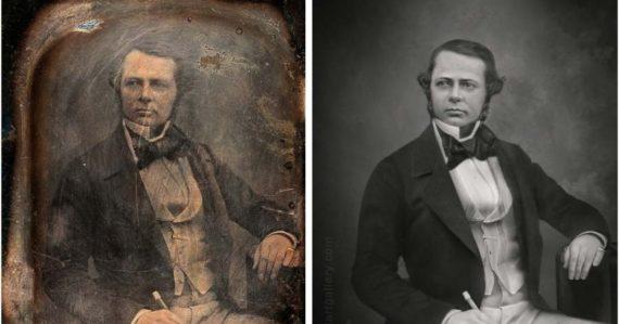 Pomocou Photoshopu dáva starým a zničeným fotografiám nový život. Ukrajinská umelkyňa rada opraví aj tú vašu