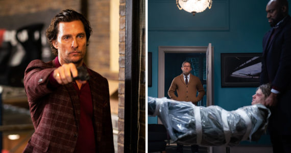 Matthew McConaughey ako kráľ drogovej džungle. The Gentlemen je novým hitom na Netflixe a láme rekordy v sledovanosti